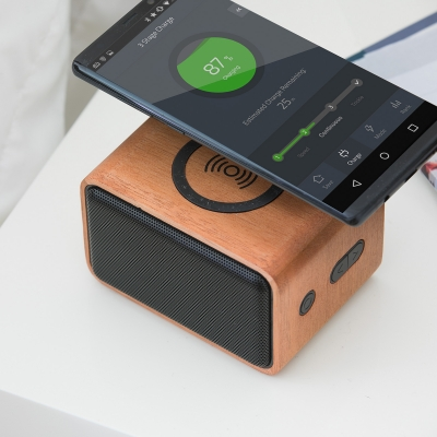 Engraved Bluetooth Speaker and Charger
